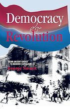 Democracy and revolution