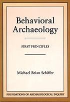 Behavioral archaeology : first principles