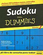 Sudoku para dummies, volumen 2
