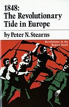 1848 : the revolutionary tide in Europe