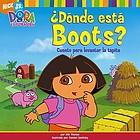 Dónde está Boots? : cuento para levantar la tapita