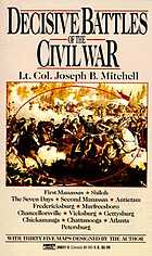Decisive battles of the Civil War