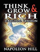 Napoleon Hill's Think and grow rich a 52 brilliant ideas interpretation