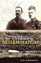 No ordinary determination : Percy Black and Harry Murray of the First AIF