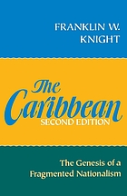 The Caribbean, the genesis of a fragmented nationalism