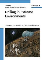 Drilling in extreme environments : penetration and sampling on Earth and other planets