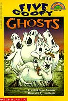 Five goofy ghosts