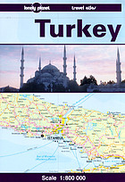 Turkey : a Lonely Planet travel atlas