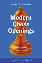Modern chess openings : MCO-15