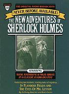 The new adventures of Sherlock Holmes # 10