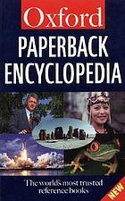 Oxford paperback encyclopedia
