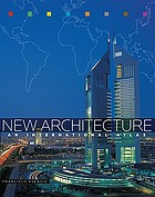 New architecture : an international atlas