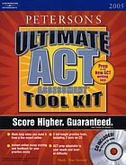 Peterson's ultimate ACT Assessment tool kit