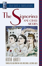 The signorina and other stories