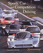 Sports car and competition driving