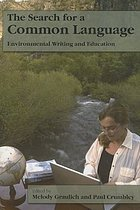 The search for a common language environmental writing and education