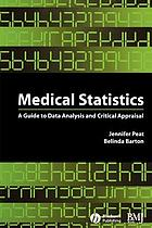 Medical statistics a guide to data analysis and critical appraisal