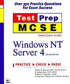 TestPrep MCSE. Windows NT Server 4