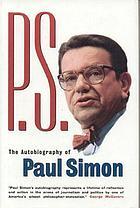P.S. : the autobiography of Paul Simon
