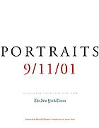 "Portraits 9 / the collected ""Portraits of grief"" from the New York, Times"