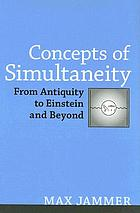 Concepts of simultaneity : from antiquity to Einstein and beyond
