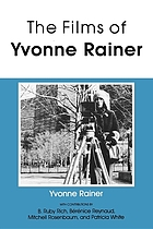 The films of Yvonne Rainer