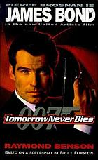 Ian Fleming's James Bond in Tomorrow never dies