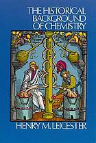 The historical background of chemistry