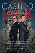 Casino Jack : a screenplay