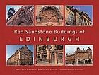 Red sandstone buildings of Edinburgh
