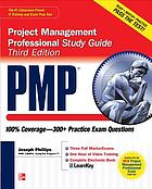 PMP : project management professional study guide