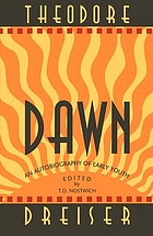 Dawn : an autobiography of early youth