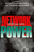 Network power : Japan and Asia