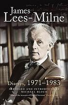 Diaries, 1971-1983