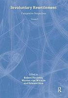 Involuntary resettlement : comparative perspectives