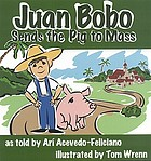 Juan Bobo sends the pig to Mass
