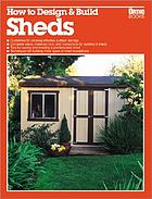 How to design&build sheds