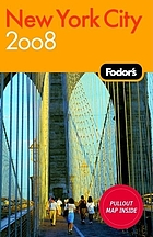 New York CityFodor's New York City 2008