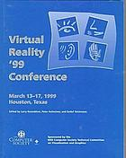 IEEE Virtual Reality : proceedings : March 13-17, 1999, Houston, Texas