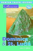 Adventure guide to Dominica & St Lucia