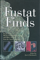 Fustat finds : beads, coins, medical instruments, textiles, and other artifacts from the Awad collection