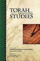 Torah studies : discourses