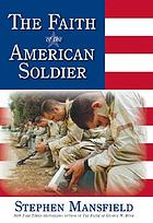 The faith of the American soldier