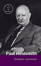 Paul Hindemith : a guide to research
