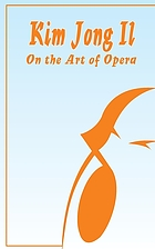 On the art of opera : talk to creative workers in the field of art and literature, September 4-6, 1974