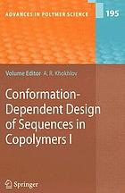 Conformation-dependent design of sequences in copolymers I