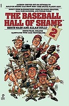 The baseball hall of shame 2