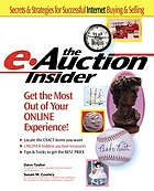 The e-auction insider get the most out of your online experience