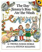 The day Jimmy's boa ate the washThe day Jimmy's boa ate the wash