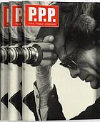 P.P.P., Pier Paolo Pasolini : Pier Paolo Pasolini and death